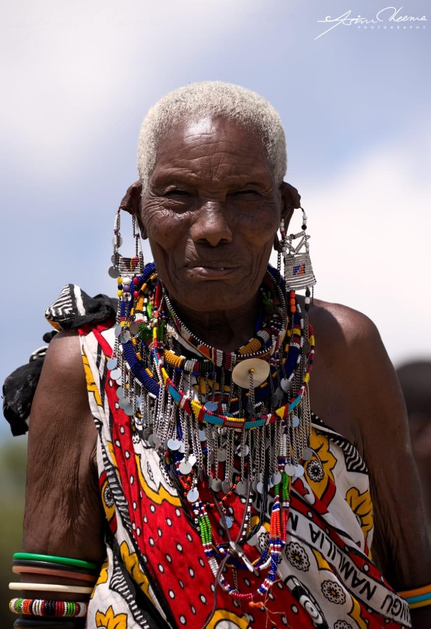 Masai Kultur Hautnah erleben