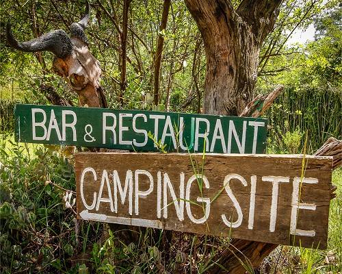 Camping and Safari in Africa