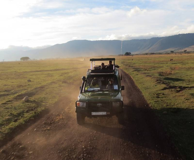 Safari in Afrika: Masai Mara Rundreise