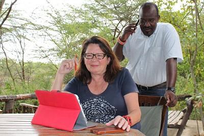 Gerda Simon Safaricamp